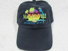 JIMMY BUFFETT baseball cap Margaritaville ATLANTIC CITY NAVY BLUE NEW FREE SHIP