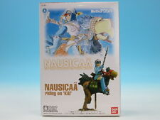 Nausicaa of the Valley of the Wind Nausicaa riding on Kai Plastic Model Bandai