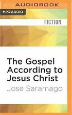 The Gospel According to Jesus Christ by Josè Saramago (2016, MP3 CD, Unabridged)