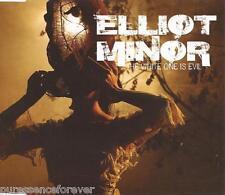 ELLIOT MINOR - The White One Is Evil (UK 1 Tk CD Single Pt 1)