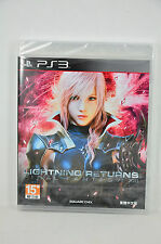 NEW PS3 Lightning Returns: Final Fantasy XIII FF13-3 + CODE (Asian, Chinese)