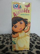 NICKELODEON DORA THE EXPLORER ADORABLE EDT 3.4 OZ CHILDREN PERFUME AUTHENTIC