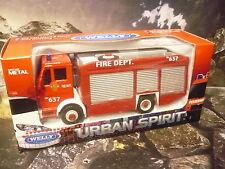 Welly® Urban Spirit Mercedes - Benz Feuerwehr Löschfahrzeug LKW ca. 13 cm lang