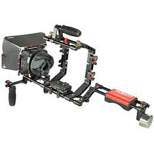 FC-02 FilmCity Shoulder Rig MB-600 Matte Box for DSLR Video Cameras Steady Rig