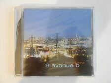 BRAND NEW : 9 AVENUE B - [ CD ALBUM NEUF ] --  PORT GRATUIT