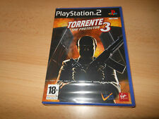 Torrente 3 The Protector - PlayStation 2 PS2 - New  Sealed