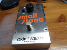 Vintage Electro Harmonix Small Stone Original Guitar Effects Pedal