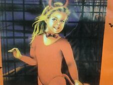 Kids Girl or Boy Halloween, Theater Costume  Little Devil Pretend Play, Dress Up