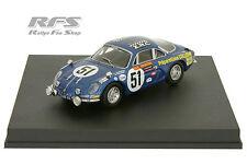 1:43 Renault Alpine A110 - Collomb / Lacarreau - 24h Le Mans 1968 - Trofeu 0805