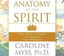 Anatomy of the Spirit-Caroline Myss-2 CD set