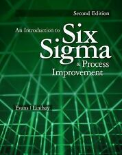 An Introduction to Six Sigma and Process Improvement 2nd International Edition