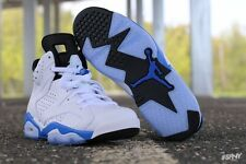 Nike Air Jordan VI 6 retro sport blue uk 11.5 us 12.5 3 4 5 7 infrarouge Carmine