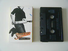 SQUEEZE ELECTRIC TRAINS CASSETTE TAPE SINGLE A&M UK 1995