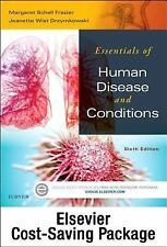 Essentials of Human Diseases and Conditions - Text and Workbook Package by...