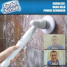 Turbo Scrub Handheld Powerful Scrubber As Seen on TV