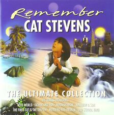 CD - Cat Stevens - Remember - The Ultimate Collection - A268