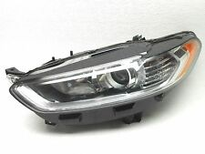 Genuine OEM Ford Fusion Left Headlamp Assembly DS7Z13008B Nice Used Light