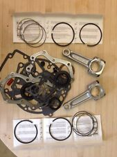 for Kohler KT17 engine rebuild kit, Gasket set, rings, .010 rod