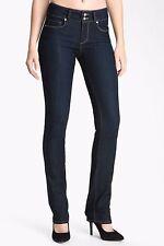 NEW! $179 PAIGE 'Hidden Hills' Straight Leg Stretch Jeans Fountain SZ 28