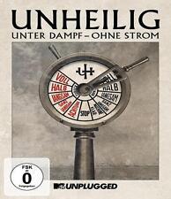 "Unheilig - MTV Unplugged ""Unter Dampf - Ohne Strom"" (Bluray) [Blu-ray]"
