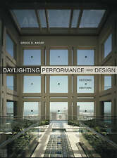 Daylighting Performance and Design, Gregg D. Ander