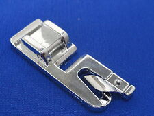 SEWING MACHINE ROLLED HEM FOOT WILL FIT JANOME BROTHER E&R BERNET SILVER + MORE