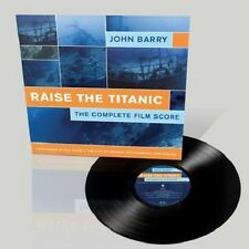 Raise The Titanic - Complete Score - Black Vinyl - Limited 500 - John Barry