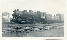6A424 RP 1951 GRAND TRUNK WESTERN RAILROAD ENGINE #8308 CHICAGO