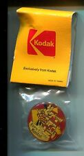RARE PINS PIN'S .. DISNEY PARIS OPENING 1992 KODAK VINTAGE FOLDER MINNIE 1 ~16