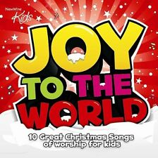 Joy To The World: 10 Great Christmas Songs Of Worship For Kids