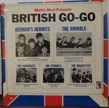 British Go-Go 33RPM E-4306 sw on cvr MGM  120316LLE