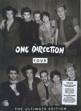 One Direction : Four - The Ultimate Collection (CD + booklet)
