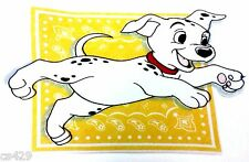 "10"" DISNEY DALMATIANS DOG FABRIC APPLIQUE IRON ON CHARACTER"