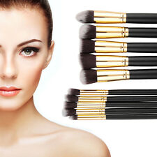 10pcs Makeup Brushes Set Cosmetic Eyeshadow Face Powder Foundation Lip Brush BY