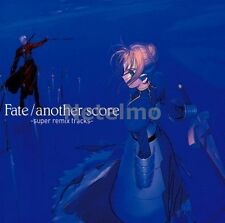 New 0676 Fate / Stay Night Another Score Super Remix Tracks CD Music Soundtrack
