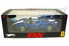 HOT WHEELS J8247 ELITE FERRARI FXX TOUR DE FRANCE ENZO 1/18 DARK BLUE