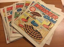 14 Whizzer and Chips Comics From 1983 *Great Condition *
