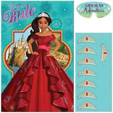Princess Elena of Avalor Party Game for 8 Guest ~ Girls Birthday Party Supplies