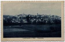 cartolina CASTELNUOVO D'ASTI panorama