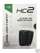 IDATALINK IDATASTART HC2 REMOTE CAR STARTER ALL IN ONE WITH KEY BYPASS HC2352AC