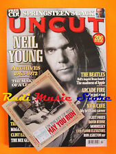 rivista UNCUT 142/2009 CD Todd Snider Neil Young David Byrne Nick Cave Magazine