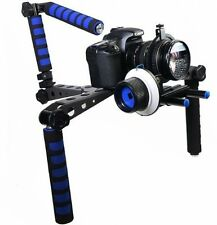 New Eimo DSLR Rig Movie Kit Shoulder Mount Rig with Follow Focus for All DSLR