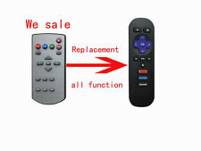 Remote Control For Roku 1 2 3 LT HD XD XS XDS INSTANT Streaming Media Player TV