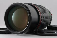 【Near Mint+++】Canon New FD 80-200mm f/4 L Zoom Lens NFD 80-200 f4 from Japan