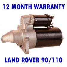 LAND ROVER 90/110 3.5 1983 1984 1985 1986 1987 - 1990 RMFD STARTER MOTOR
