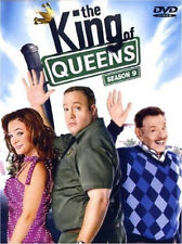 3 DVDs * THE KING OF QUEENS - STAFFEL 9 - Kevin James # NEU OVP (