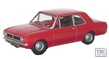 76COR2003 Oxford Diecast Ford Cortina MKII Red 1/76 Scale OO Gauge