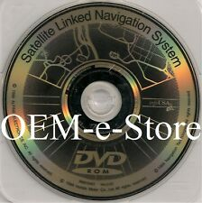 2000 Acura TL RL & 2000 Honda Odyssey Navigation Black DVD Map U.S Version 2.03