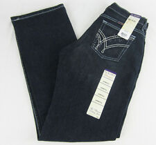 Womens Wrangler Q-BABY Mid Rise Boot Cut Absolute Star Jeans WRQ20AU 11/12 x 30
