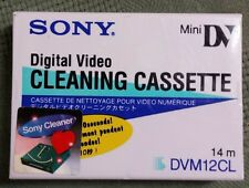 Sony Digital Video Cleaning Casette DVM12CL